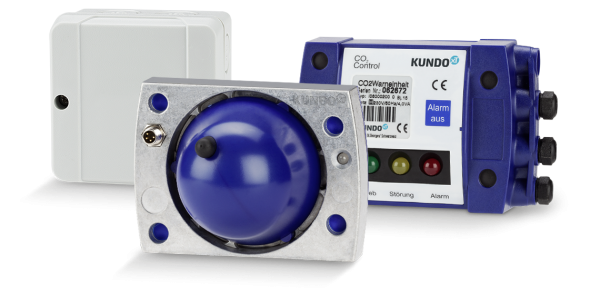 kundoxt co2 control basisset PA